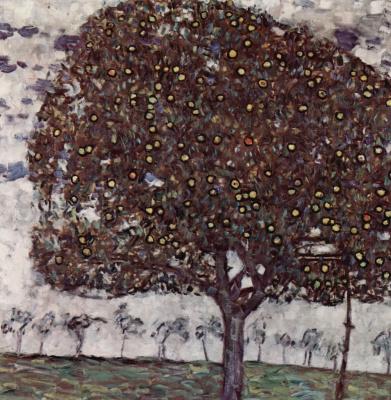 Gustav Klimt. Apple II