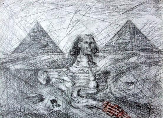 Шишкин  Н.В.. Египет