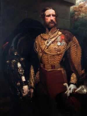 Franz Xaver Winterhalter. Major-General sir John Douglas