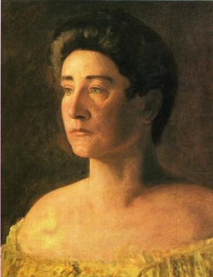 Томас Икинс. Портрет певицы миссис Лайго