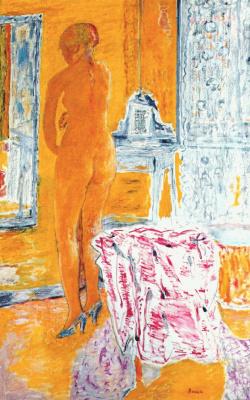 Pierre Bonnard. Yellow Nude