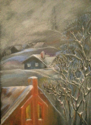 Gary Belik. Sneg