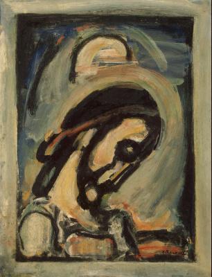 Жорж Руо. Голова Христа