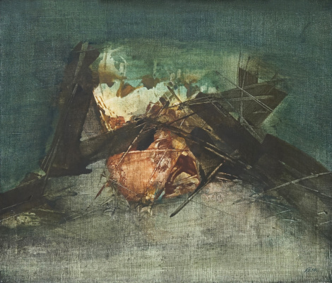 Владимир Григорьевич Бугаев. Фантазия
