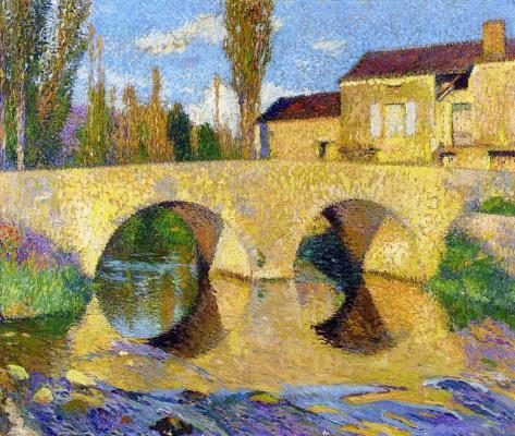 Henri Marten. Bridge