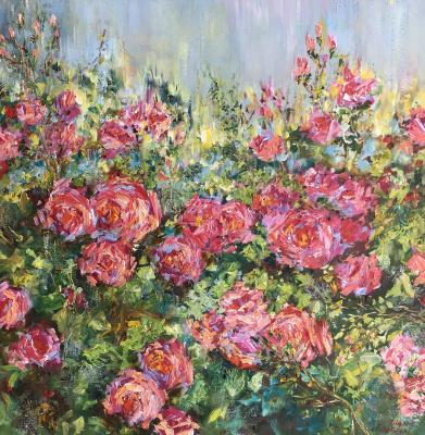 Диана Владимировна Маливани. Garden Roses