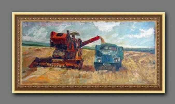Alexander 3novev. Harvest