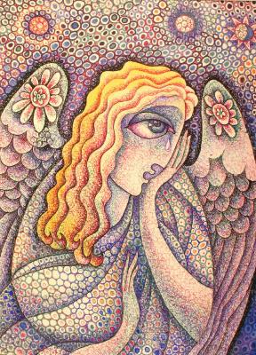 Фархат Киямович Сабирзянов. Плачущий ангел
