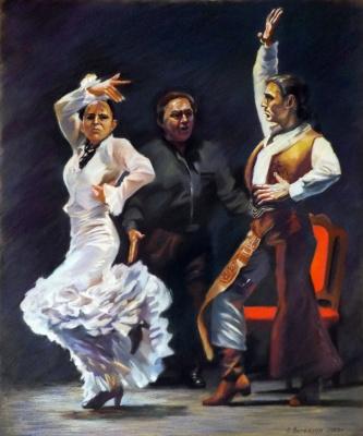Elena Anatolyevna Berezina. Trio