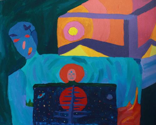 Max Yakushenok. Inner Worlds