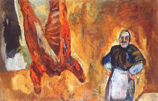 Павел Никонов. Мясо