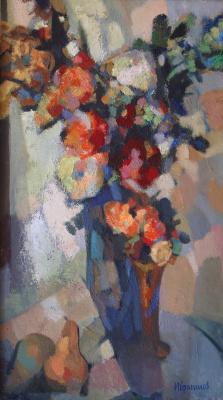 Alexander Ibragimov. Golden bouquet.