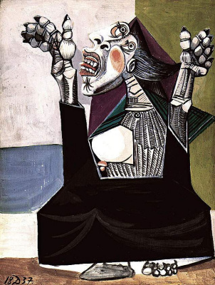 Pablo Picasso. Appealing