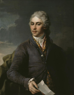 Dmitry Grigorievich Levitsky. Portrait Of Yakov Ivanovich Bilibin