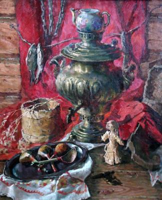 Sergey Anatolyevich Kostylev (Uralsky). Russian life