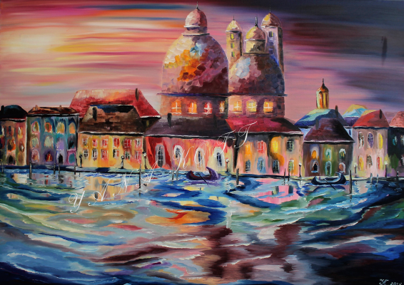 Яна Котт. Venedig