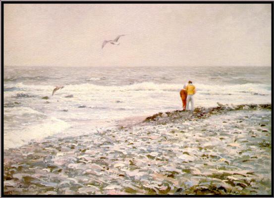 Томпсон. Море