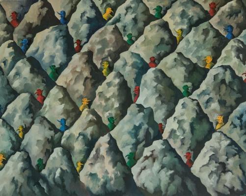Дамир Муратов. Mountain Spirits