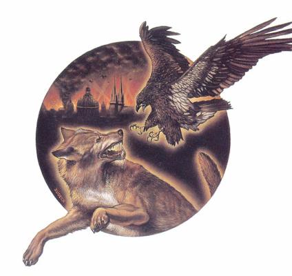 Дэррил Зудекк. Волк и волк