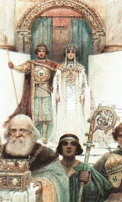 Сергей Сергеевич Соломко. Свадебная церемония