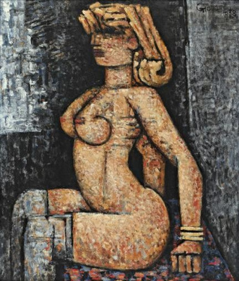 Nude Cambrai