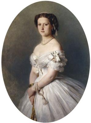 Franz Xaver Winterhalter. Princess Helena