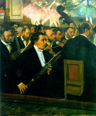 Оркестр оперы