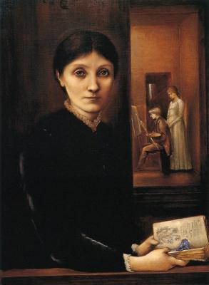 Edward Coley Burne-Jones. Georgiana burne-jones