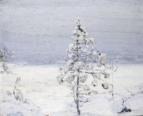 Степан Григорьевич Писахов. Loose snow ...