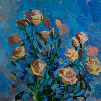 Tanika Yezhova. Roses