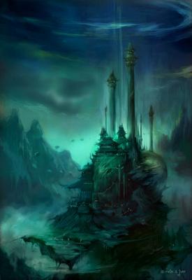 Джинсонг Чен. Замок