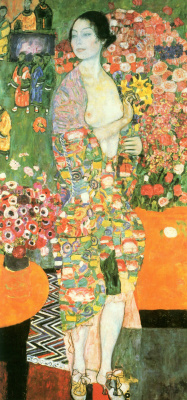 Gustav Klimt. The dancer (formerly RIA Munk II)