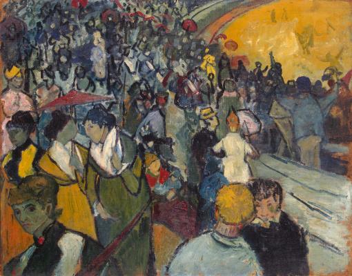 Vincent van Gogh. Arena in Arles