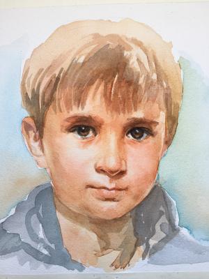 Yuri Ivashkevich. Luke-the son .