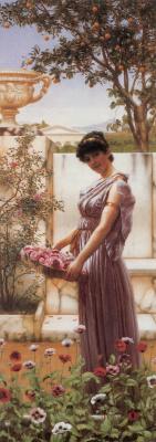 Джон Уильям Годвард. Цветы Венеры