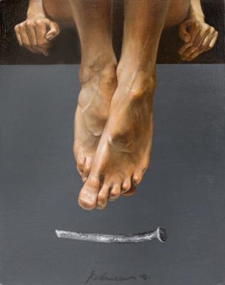 Yuri Koval. Untitled (Feet)