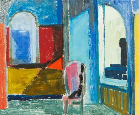 Tove Jansson. Interior