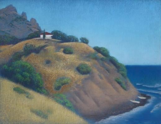 Екатерина Ивановна Киселева. Island