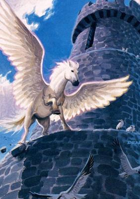 Денис Бове. Белые крылья