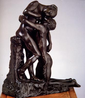 Camille Claudel. The vertumnus and Pomona (sakuntala)
