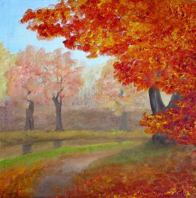Анастасия Мирончик. Осень