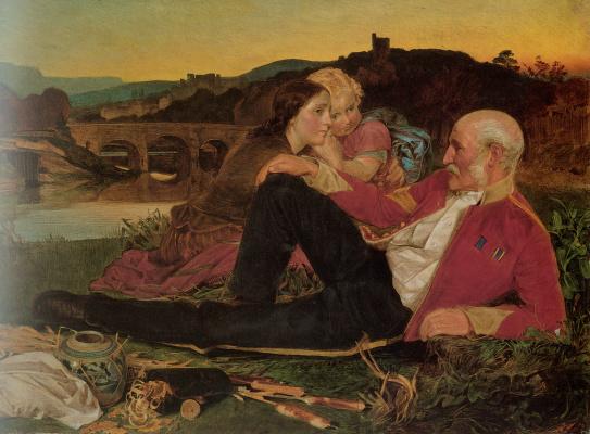 Anthony Frederick Augustus Sandys. Autumn