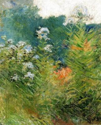 John Henry Twachtman. Flowers