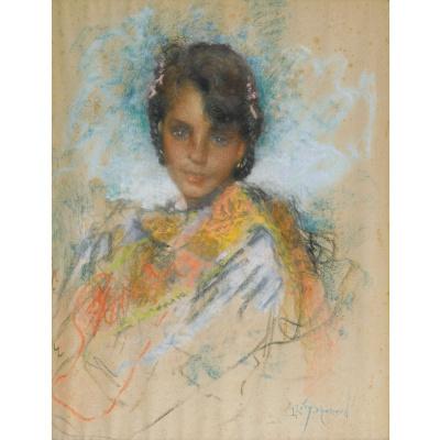 Lucien Levi-Durme. Gypsy