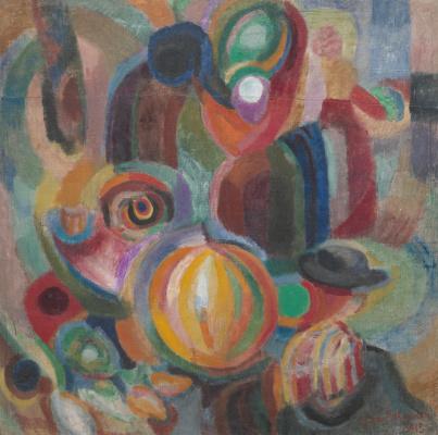 Sonia Delaunay. The Portuguese market