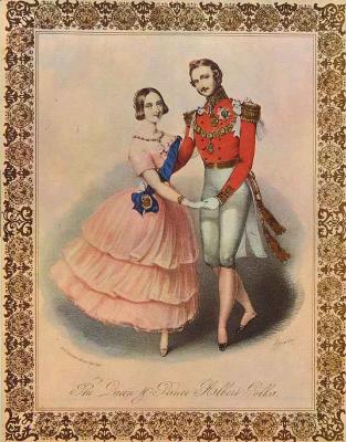 Джон Брэндард. Полька королевы Виктории и принца Альберта