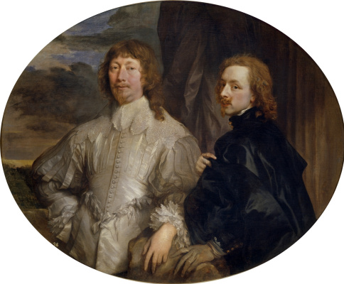 Anthony van Dyck. Endimion porter and Anthony van Dyck