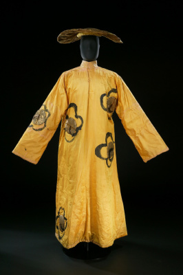Henri Matisse. Costume for a Mandarin in the ballet Le chant du Rossignol