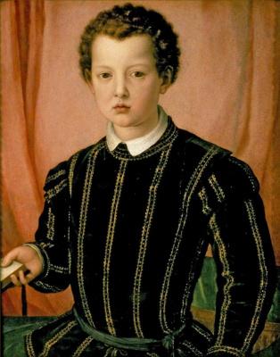 Agnolo Bronzino. Giovanni de' Medici
