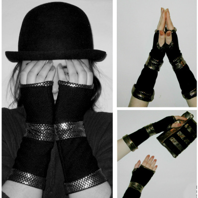 "Tatyana Turanova. Set of accessories ""Fashionable theme"""